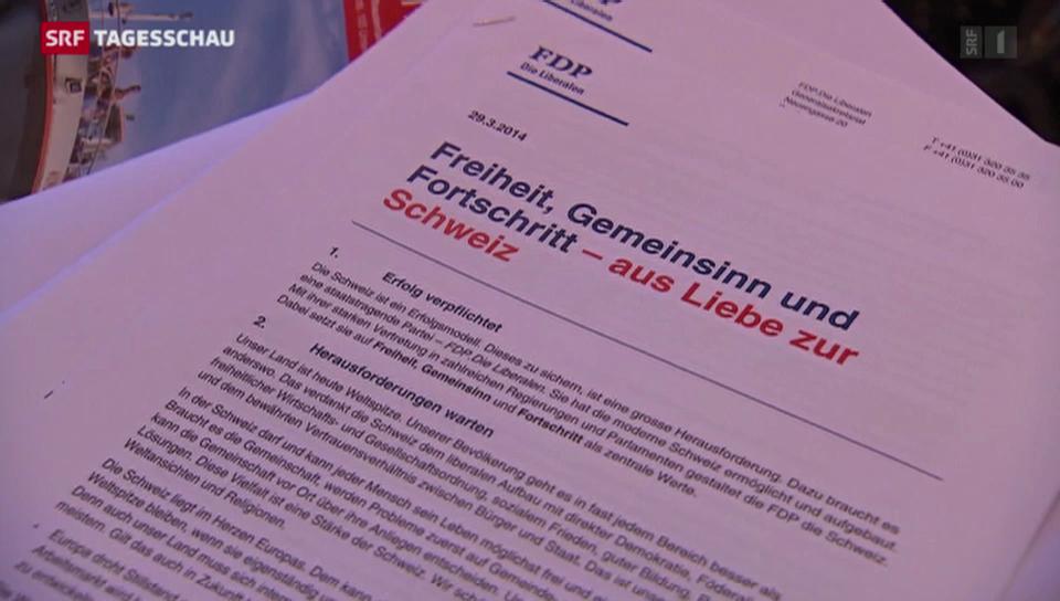 FDP: Mit Selbstbewusstsein in die Zukunft