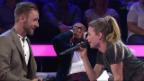Video «Anna Rossinelli beschenkt KUNZ mit dem Song «Sexual Healing»» abspielen