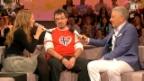 Video «Patrick fliegt zum Eurovision Song Contest» abspielen