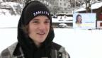 Video «Weltmeister: Bei Freeskier Fabian Bösch zu Besuch» abspielen
