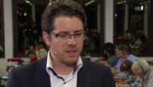 Video «Reporter Stephan Rathgeb über die Flucht der Familie Hammed» abspielen