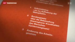 Video «Berset gegen die Impfkritiker» abspielen