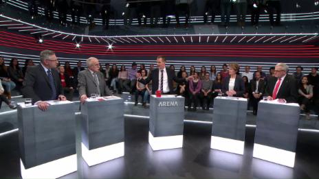 Video «Abstimmungs-Arena: «Einbürgerung dritte Generation»» abspielen