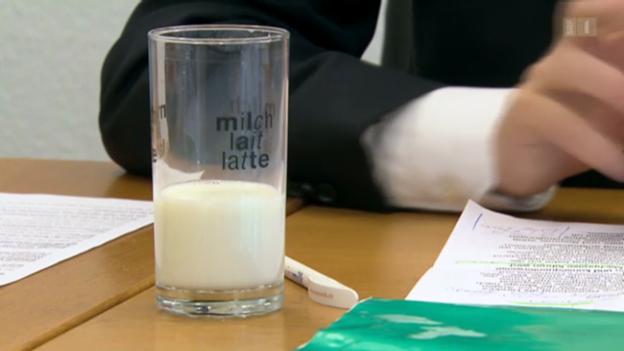 Video «Richtungskampf im Schweizer Milchmarkt» abspielen