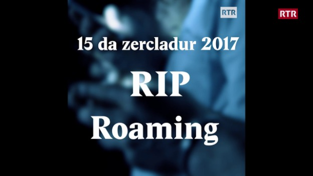 Laschar ir video «RIP Roaming!»