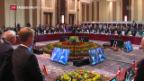 Video «Weltweites Entsetzen – Reaktionen der Politiker» abspielen