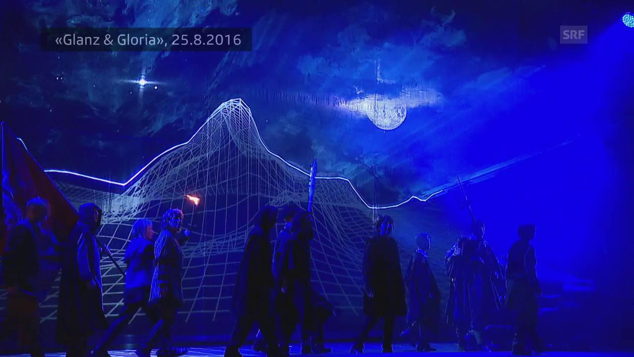 Tell-Aufführung in Altdorf 2016