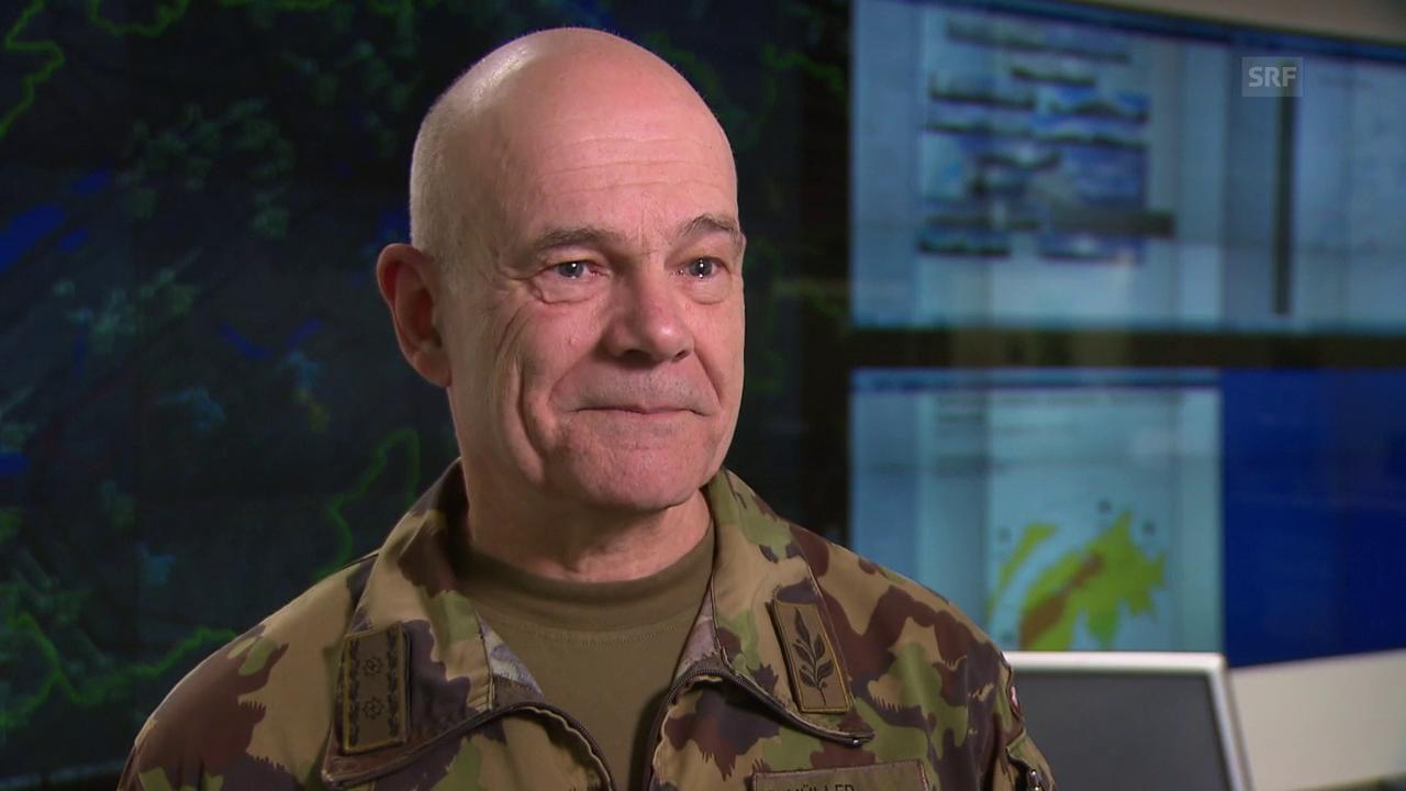 Das Interview mit Luftwaffenchef Bernhard Müller