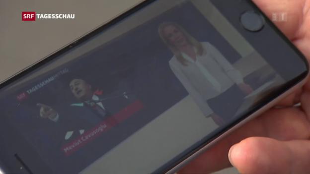 Video «Aussenpolitiker zum Besuch von Mevlüt Cavusoglu» abspielen