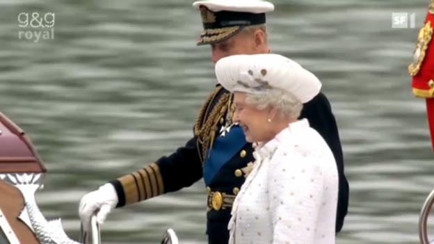 Video «Das diamantene Thronjubiläum der Queen» abspielen