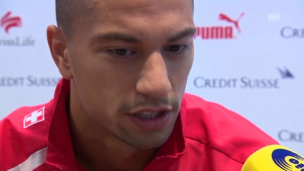 Video «Interview mit Gökhan Inler» abspielen