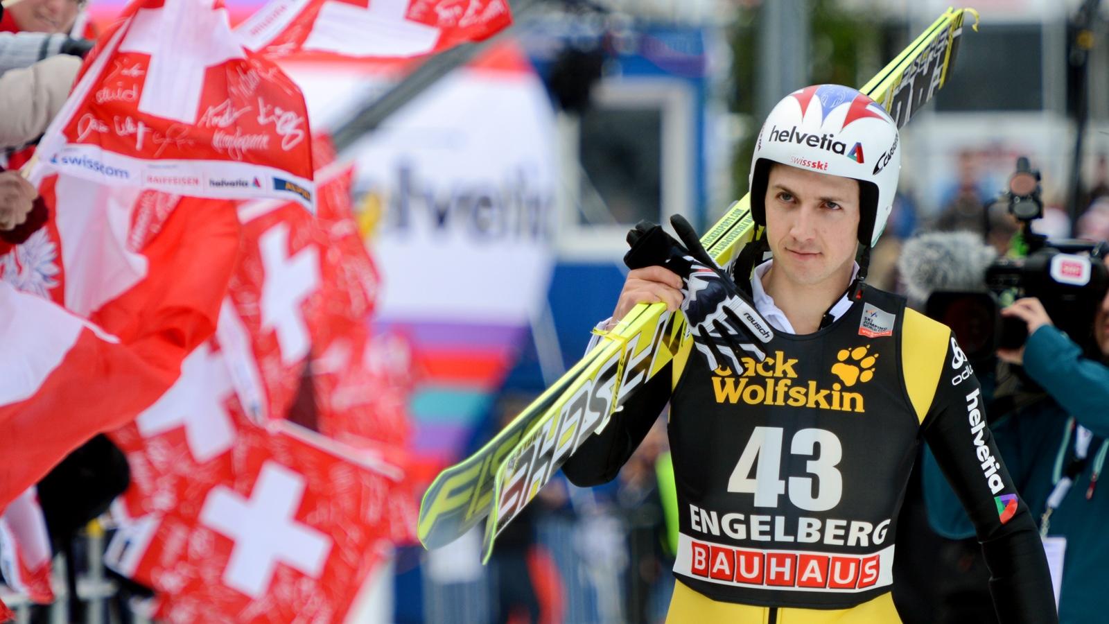Ernst von Holzen über die Zukunft des Skispringens