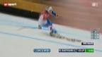 Video «Ski: Frauen-Abfahrt in Lake Louise» abspielen