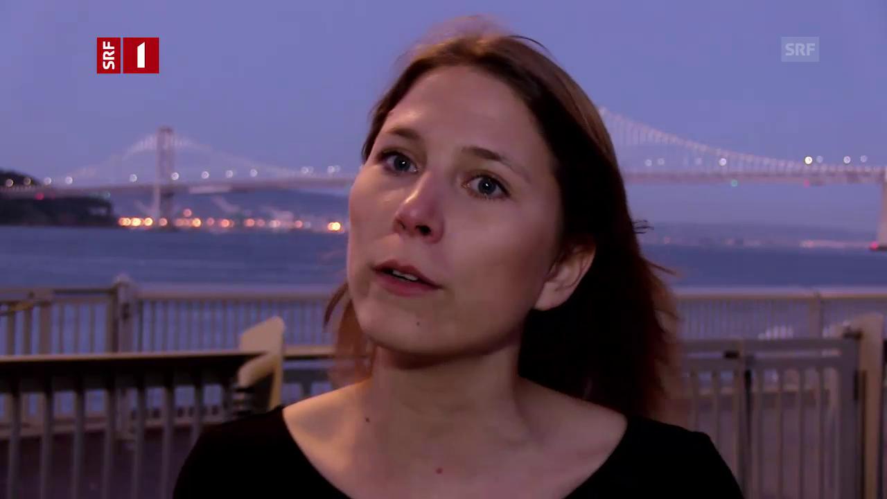 Trailer: Schweizer Frauenpower im Sillicon Valley