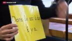 Video «Erziehungsdirektoren setzen Zeichen für Frühfranzösisch» abspielen