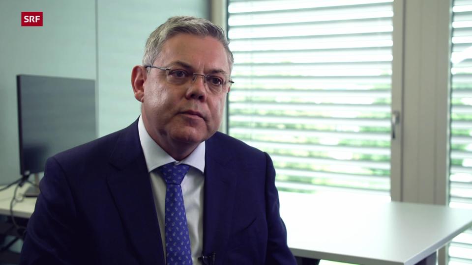 Franz Grüter Nationalrat SVP/LU: «Wir brauchen eine Art Cyber-Wetterbericht.»