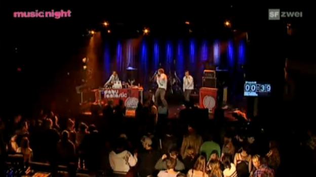 Video «Dabu Fantastic: live in Form» abspielen