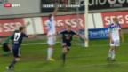 Video «Luzern siegt bei Bernegger-Debüt» abspielen