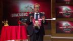 Video «Stefan Heuss: Stehlunchkrawatte» abspielen