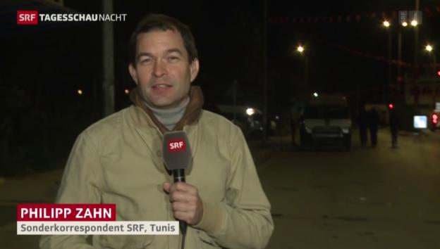 Video «SRF-Sonderkorrespondent Philipp Zahn zum Anschlag in Tunis» abspielen