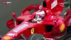 Video «Formel 1: Räikkönen zu Ferrari» abspielen