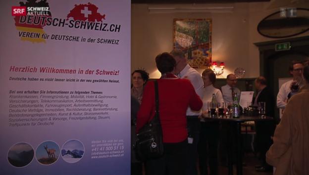 Video «Deutsche Enttäuschung in Zürich» abspielen