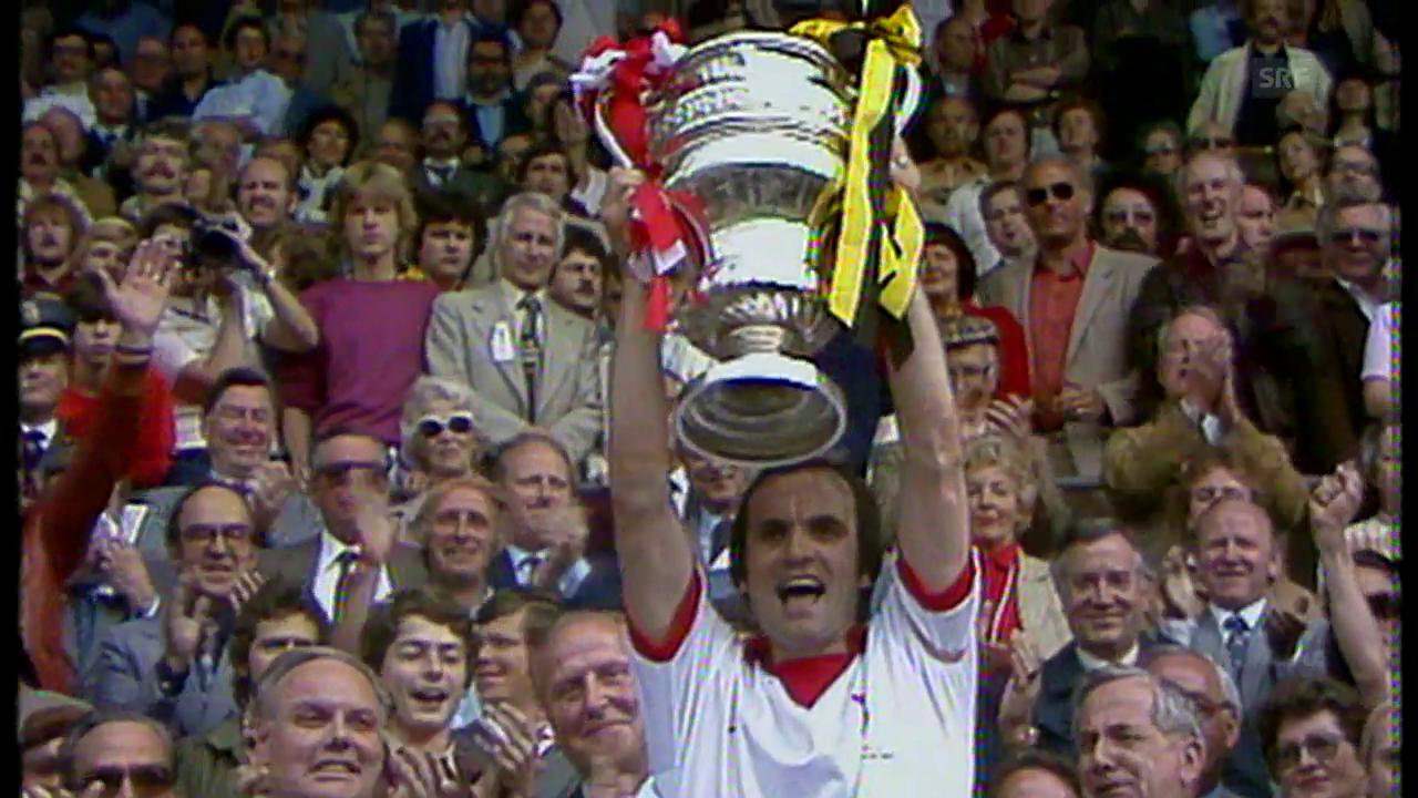 13 Finals, 13 Siege: Sions unglaubliche Cup-Serie