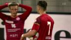 Video «GC dreht verrückte Partie in Vaduz in 5 Minuten» abspielen