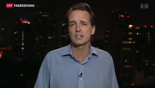 Video «Lage in Bangkok entspannt sich» abspielen