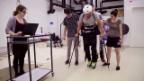 Video «Laufen im Roboter-Skelett» abspielen