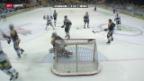 Video «NLA: Lugano - Biel («sportaktuell»)» abspielen