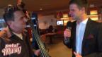 Video ««Potzmusig» hinter den Kulissen: Mark Schuler» abspielen