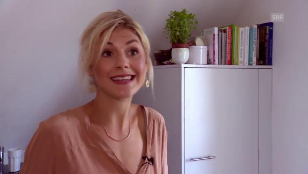 Video «Nadia Damaso über ihre Leidenschaft» abspielen