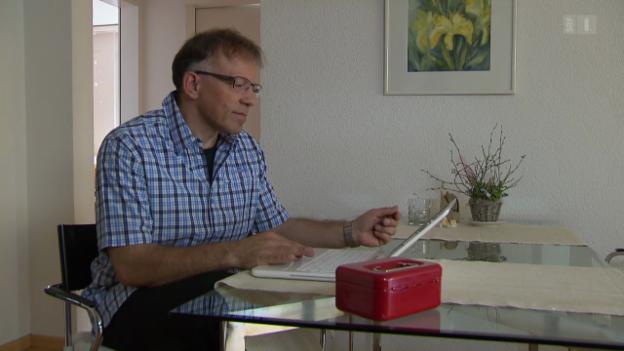 Video «Willkür bei der Säule 3a: Schikane für ältere Sparer» abspielen