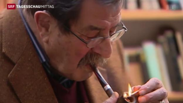Video «Querdenker und Aufreger: Günter Grass ist tot» abspielen