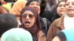 Video «Frauen werden in Ägypten zur Zielscheibe» abspielen