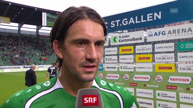 Video «Interview mit Marco Mathys» abspielen
