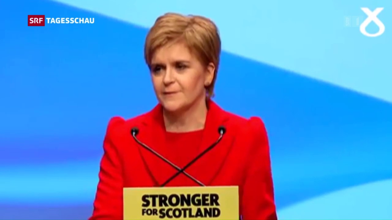 Schottland wählt gegen den Brexit