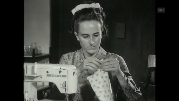 Video «Donna Ideale - ideale Hausfrau gesucht» abspielen