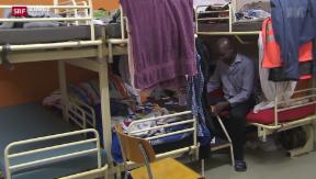 Video «Platz suchen für Asylbewerber » abspielen