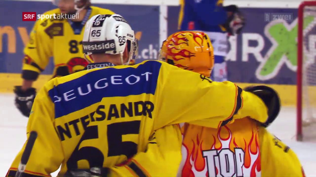 Vorschau auf den Playoff-Final Lugano - Bern