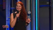 Video «Das Warm Up von Melanie Baumann» abspielen