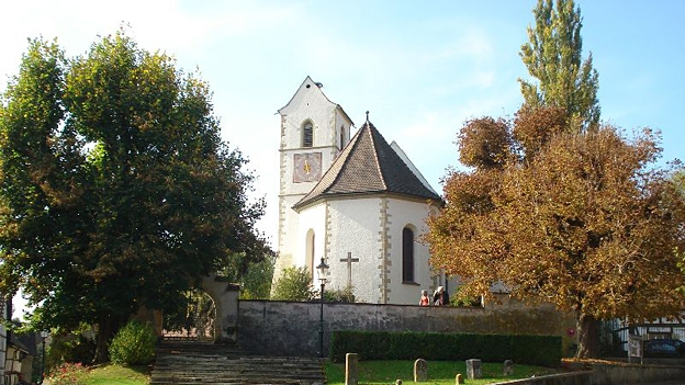 Glockengeläut der Kirche St. Peter und Paul, Allschwil