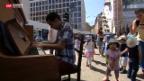 Video «Jeder ein Strassenmusiker» abspielen