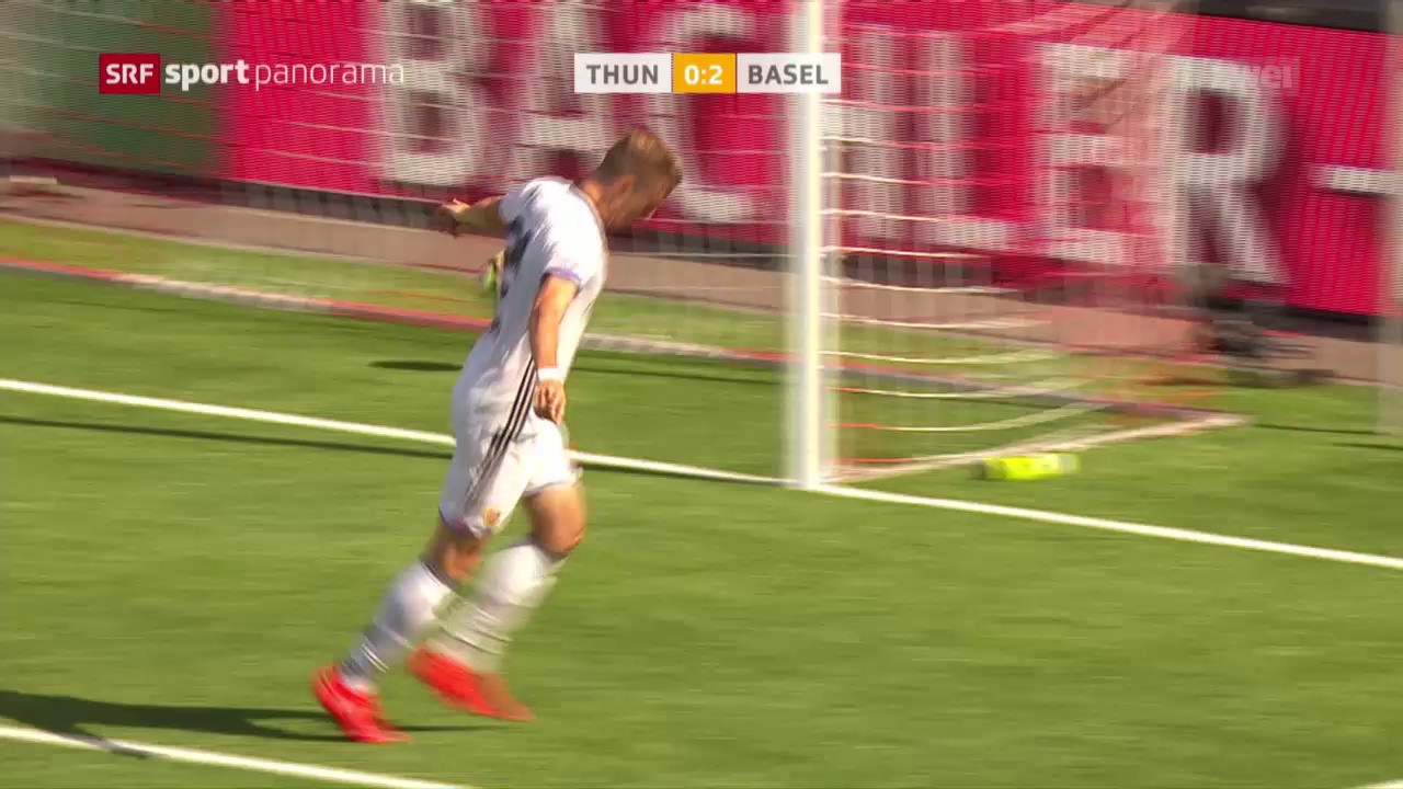 Thun gegen Basel chancenlos