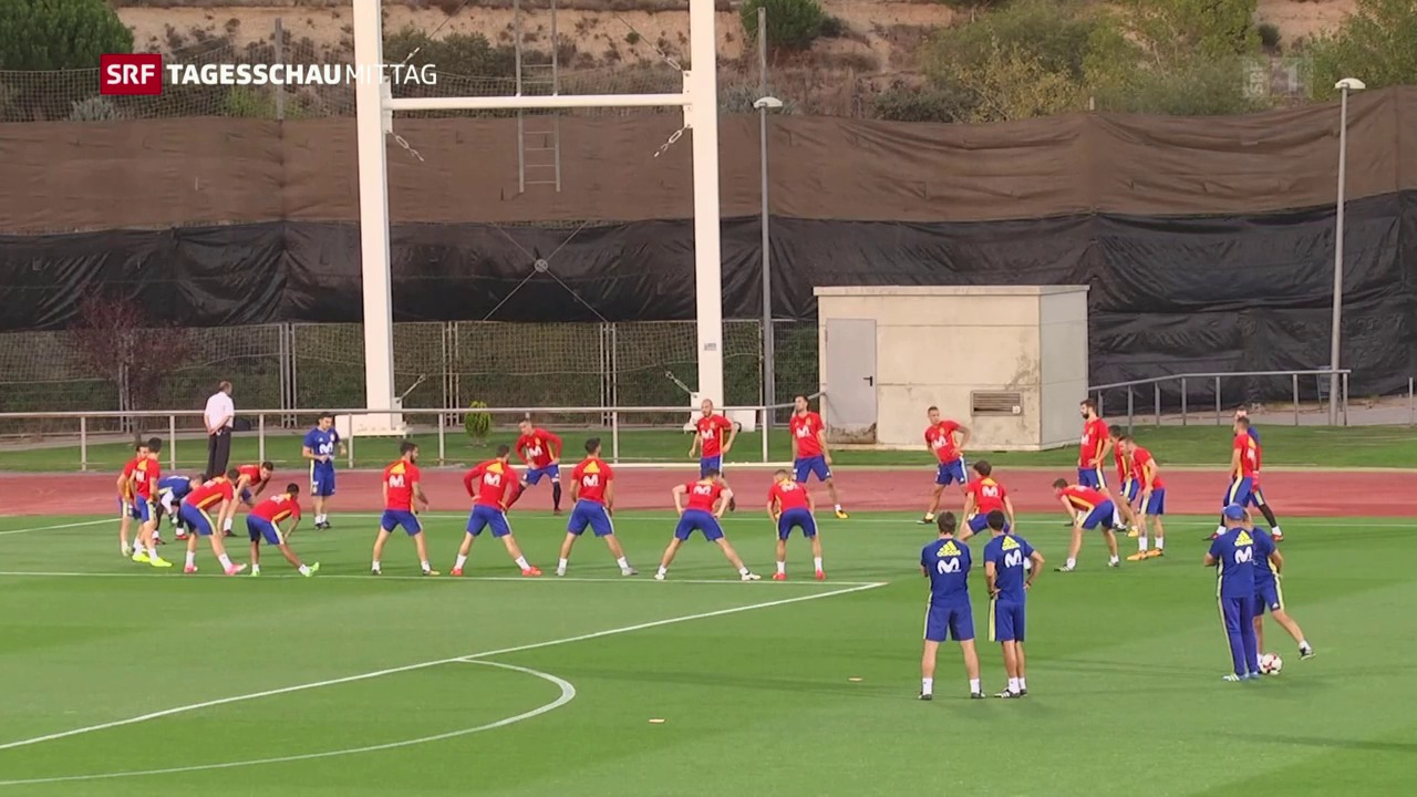 Wegen Pfiffen gegen Piqué: Spaniens Nati bricht Training ab