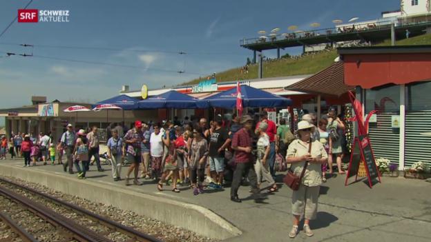 Video «Schweiz aktuell vom 06.08.2015» abspielen