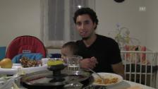 Video «Carlos Feierabend mit seinem Sohn Kaio» abspielen