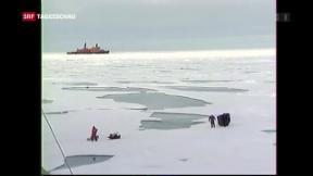 Video «Erstes Schweizer Polarforschungsinstitut» abspielen