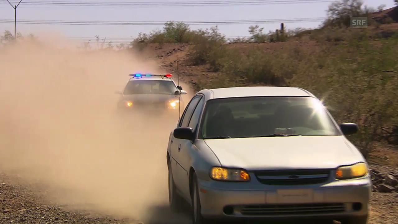 «Jobtausch»-Trailer - Polizei
